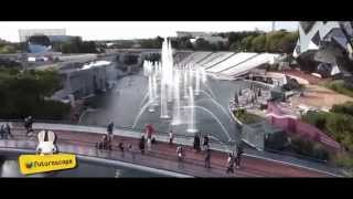 preview picture of video 'Teaser marathon Poitiers-Futuroscope 2015'