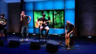 KTLA: All Time Low - Time Bomb acoustic