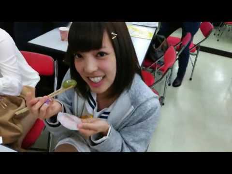 えくれあエクレット立花優香の食レポやってみた!!(2016.3.27撮影)