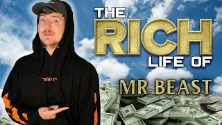 Mr Beast | The Rich Life | FORBES 2019 ( Money Spent, Money Earned, Money Given Away )