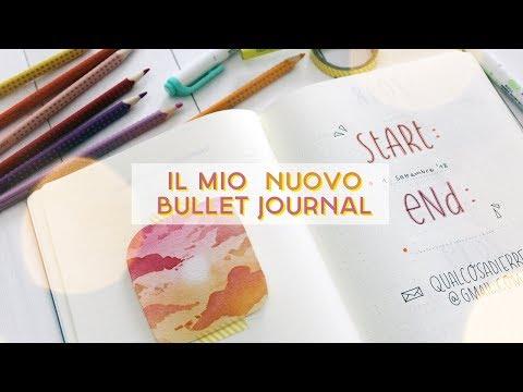 INIZIAMO INSIEME UN BULLET JOURNAL! | Qualcosa di Erre