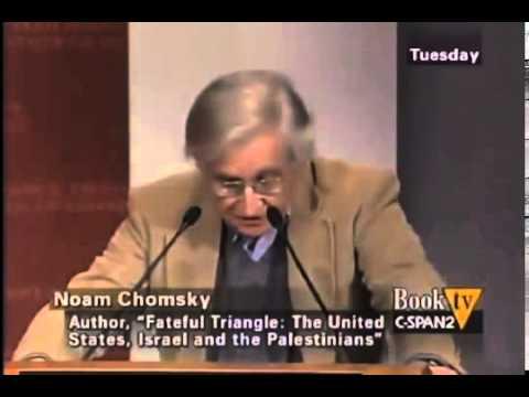 Dershowitz y Chomsky debate sobre Israel en Harvard (SUBTITULADO AL ESPAÑOL)