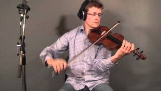 Gypsy Jazz Violin - All Of Me
