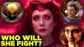 SCARLET WITCH vs X-MEN? Multiverse of Madness Cameo!