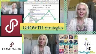 POSHMARK GROWTH TACTICS How to Increase Your Sales and 30 Minute Method
