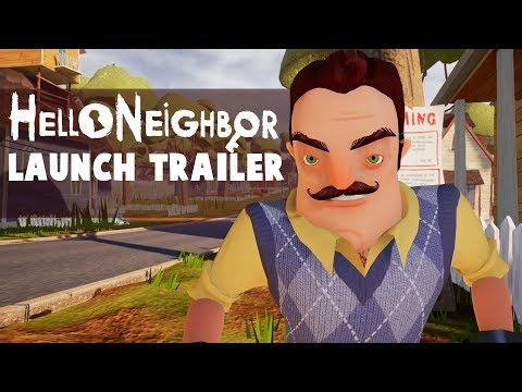 Hello Neighbor - Trailer de lancement (Xbox One et PC) de Hello Neighbor