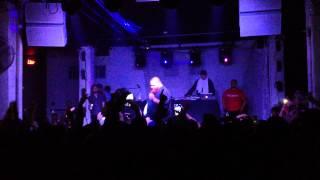 "Action Bronson - ""Thug Love Story 2012"" LIVE"