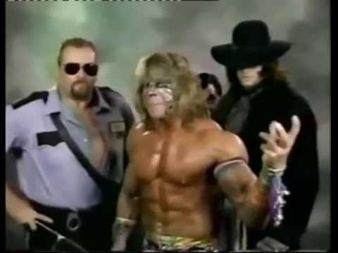 RCS Exclusive: Funny Promo Hyping Warrior, Undertaker