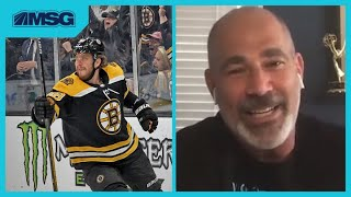 Billy Jaffes Inside Scoop On The Boston Bruins | Around The NHL