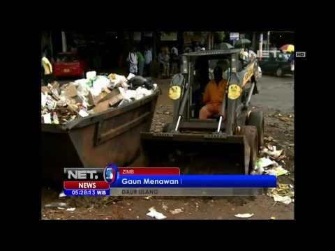 NET5 - Masalah sampah di Zimbabwe