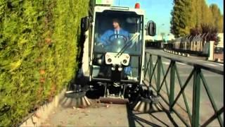 Balayeuse Eurovoirie (Bucher-Schörling) Citycat 1000 / Street Sweeper, Balai de Rue