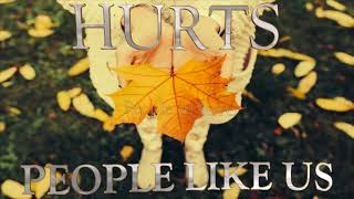 Hurts People Like Us lyric video Video
