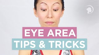 Eye Area Tips and Tricks - Inside a Members Only Workshop
