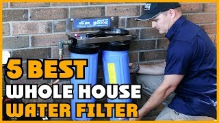 Best Budget Whole House Water Filters Of 2020 | Whole House Water Filter Buying Guide