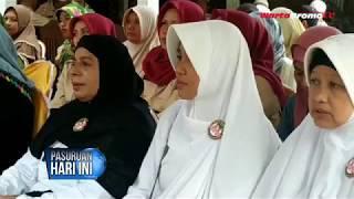 Di Sidogiri, Habib dan Kyai Deklarasi Dukung Probowo - Sandi
