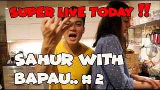 Video Walaupun ASIN, Tetap MASAKAN ISTRI PALING ENAK !! SAHUR WITH BAPAU #2 .. MP3, 3GP, MP4, WEBM, AVI, FLV September 2019
