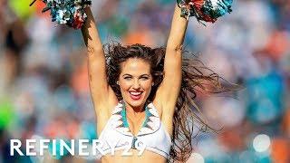 The Dark Reality Of NFL Cheerleading   Shady   Refinery29