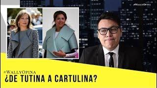 DE TUTINA A CARTULINA - #WALLYOPINA