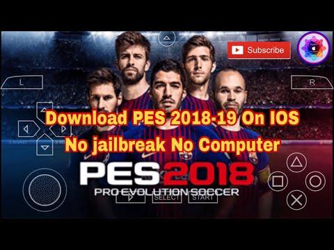 PES 2019 PPSSPP C19 + DOWNLOAD (Android/IOS/PC) - смотреть онлайн на
