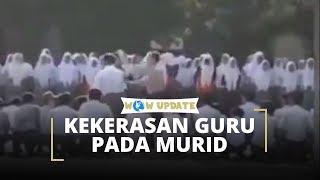 Viral Video Oknum Guru Pukuli Murid di Bekasi