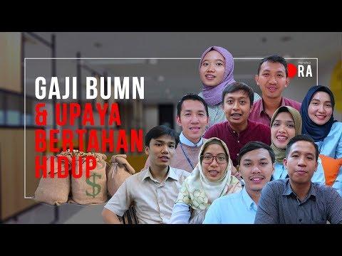 GAJI BUMN & UPAYA BERTAHAN HIDUP | #merekaBicara