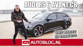 Audi RS6 Avant (C8) rijtest: het beest is terug!