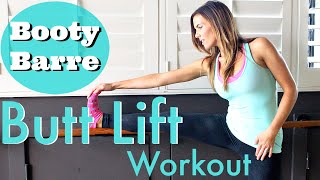 Butt Lift Workout | Barre Bootcamp by Love Sweat Fitness