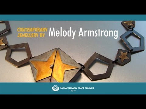 """""""Contemporary Jewellery by Melody Armstrong"""" - Curator Interview"""