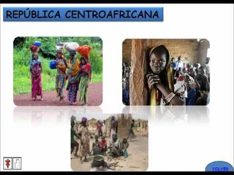 TRAJES TÍPICOS DE AFRICA