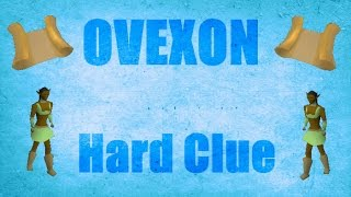 OVEXON OSRS 2007 Ciphers Hard Clue Old school Runescape