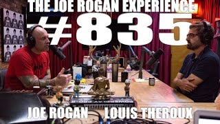 Joe Rogan Experience #835 - Louis Theroux