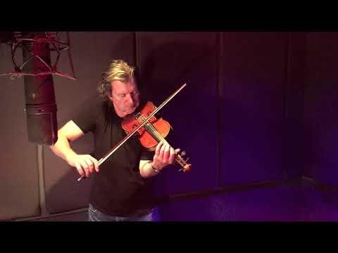 Performing Bach Partita No. 2 for Violin Solo - Gigue