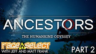 Ancestors: The Humankind Odyssey - The Dojo (Let's Play) - Part 2