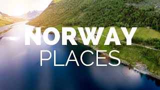 10 Best Places to Visit in Norway - Travel Video