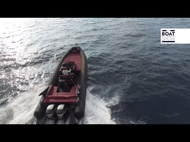 [ENG] MASTER 996 with 2x350 Hp SUZUKI - 4K Full Review - The Boat Show