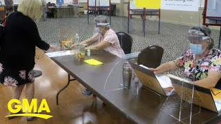 Concerns over poll worker shortage due to COVID-19