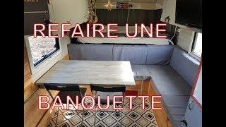 CONSEILS : Réfection Coussins Banquettes !!!