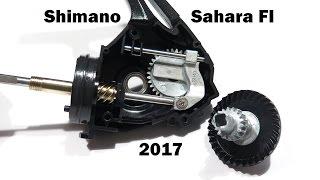 Shimano 17 Sahara FI  - дайте две!