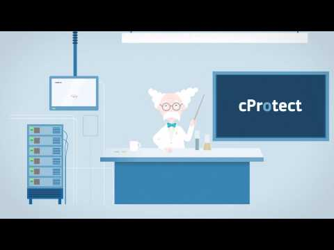 cProtect Server Cluster Option zum niedrigen Preis