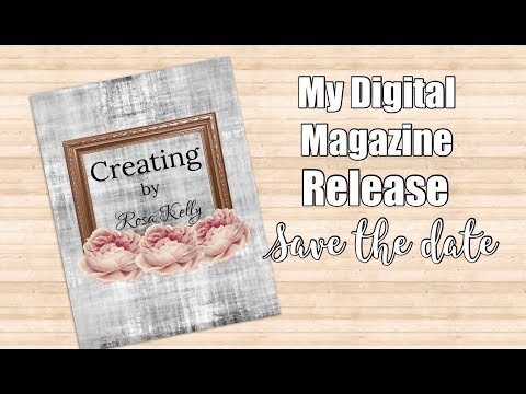 My Digital Magazine - Save the Date!!
