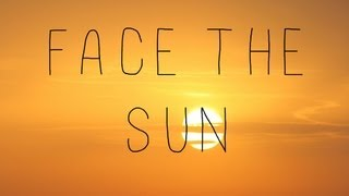 James Blunt - Face the sun (lyrics version unplugged)