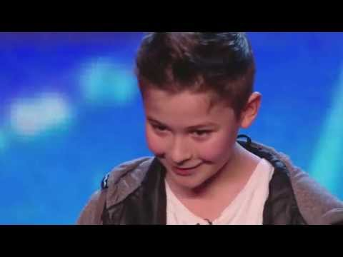 Bars & Melody / Hopeful @ Britain's Got Talent 2014