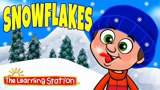 Winter Dance Songs for Kids ♫  Learning Videos for Kids  ♫  Kids Songs by The Learning Station