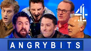 BRAND NEW 8 Out of 10 Cats Does Countdown, Fridays at 9pm! Subscribe to Channel 4 for more: https://bit.ly/2v2I6SY Watch FULL EPISODES on All 4: https://bit.ly/2vQu7Rm Sean Lock, Rhod Gilbert, Nick Helm, Greg Davies, James Acaster and more feature in the angriest moments on 8 Out of 10 Cats Does Countdown!  #CatsCountdown #JimmyCarr #Channel4 #SeanLock #8Outof10CatsDoesCountdown