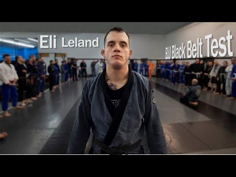 BJJ Black Belt Test - YouTube
