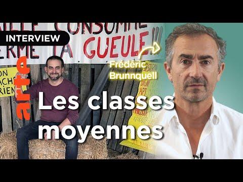 Classe moyenne, Les révoltés | Interview |ARTE Classe moyenne, Les révoltés | Interview |ARTE