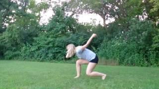 """Wearing Nothing"" Dagny Dance Cover Choreography By Jake Kodish"