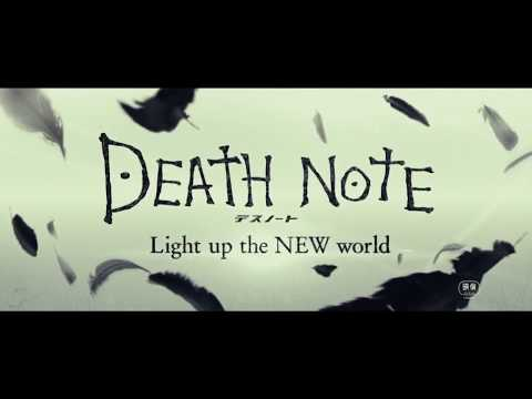 Тетрадь смерти Зажги новый мир - трейлер