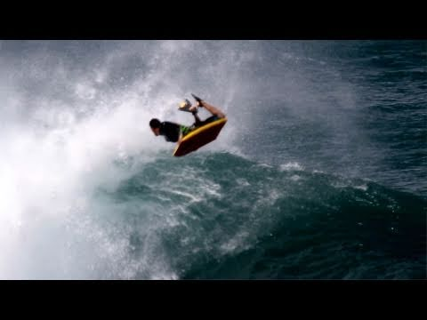 The Beauty Of Surfing At 1000fps