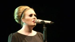 I Can't Make You Love Me  - Adele in San Diego 8/18/11